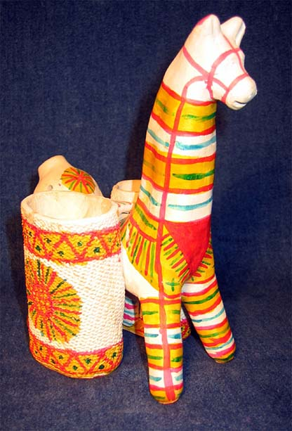 Folk art, Filimonovo toy, Horse